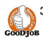 株式会社グッドジョブ GOODJOB ロゴ